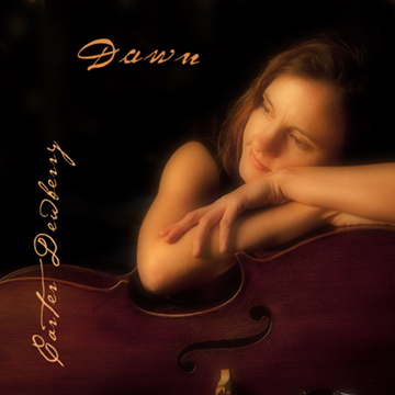 Carter Dewberry's Dawn CD Cover